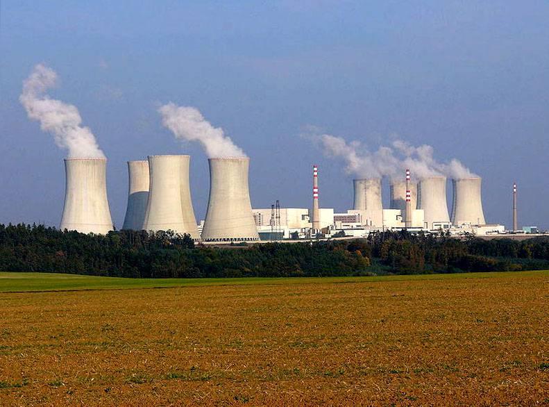 SÚJB vydal povolení k umístění dvou nových jaderných bloků v Dukovanech